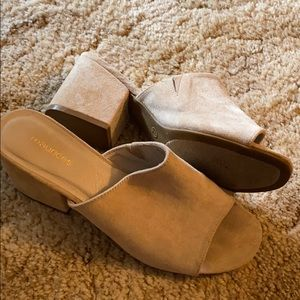Maurices mules